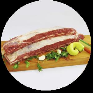 asado de tira carnes escudero