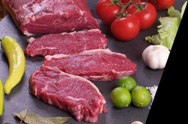 foto calidad trozos de carnes