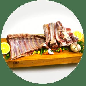chuleta de cordero carnes escudero