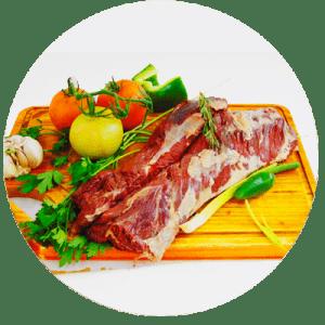 pollo barriga carnes escudero