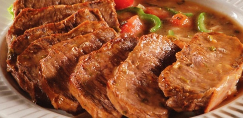 carne cacerola